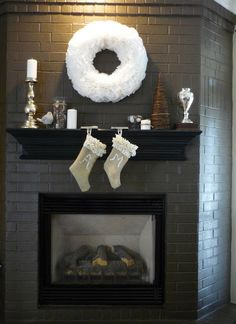 The Coffee Filter Wreath (A Christmas Craft)