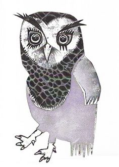'Wise Owl' by Monika Petersen