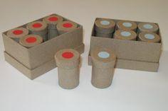 DIY: Sound Cylinders