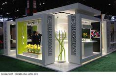 Reggiani - Global Shop Chicago 2013