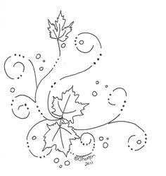 Maple swirl  :)