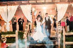 South Carolina Barn Wedding