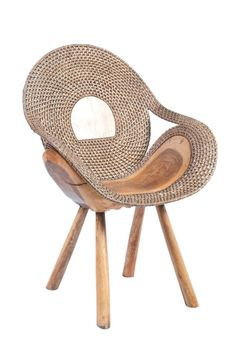 Well-Worth: Chic chairs that can withstand the sun, wind and rain.