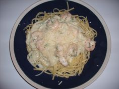 Red Lobster Shrimp Pasta/Shrimp Linguini/ Alfredo Sauce  Reviews say this tastes just like Red Lobsters dish!