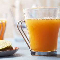 This warm Mulled Punch can be made for one or in a slow cooker for a group. More delicious drinks: http://www.bhg.com/recipes/breakfast/breakfast-drinks/?socsrc=bhgpin110212mulledpunch#page=5
