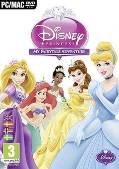 Disney Princess My Fairytale Adventure (GAME/2012/ENG)