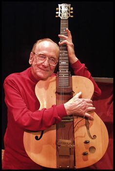 Les Paul and The Log,