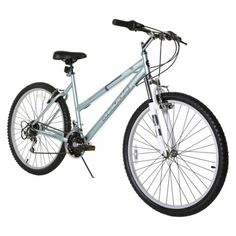 Magna Womens Great Divide Bike - Silver (26