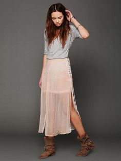 FP New Romantics Oldie But A Goodie Skirt http://www.freepeople.com/whats-new/fp-new-romantics-oldie-but-a-goodie-skirt/