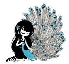 peacock by *Valerei on deviantART