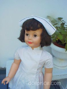 Patti Playpal Nurse, 1959 - Ideal