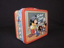 School Days Lunch Box
