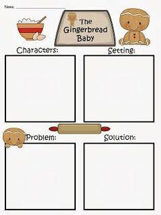 gingerbread baby story maps more gingerbread baby jan brett her brett ...