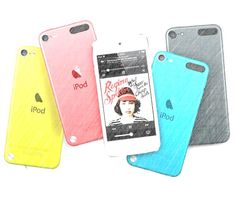 iPod, iPod Touch, iTouch 5