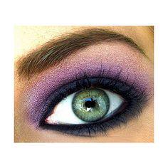 Make green eyes pop!