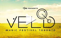 Veld Music Festival 2012 in Toronto Ontario Canada
