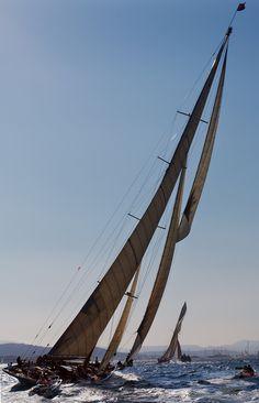 Les Voiles de st Tropez 2012 by Gilles-B, via Flickr