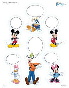 Thorough Mickey & Minnie party site