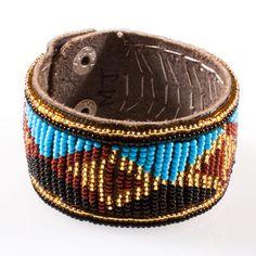 Zanzibar Snap Bracelet now featured on Fab.