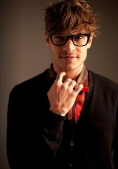 boys and glasses // ♥