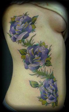 tattoo by Ole Kröger
