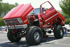 What a Awesome Truck !
