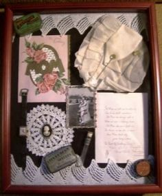 Crafting Memories with Shadow Boxes