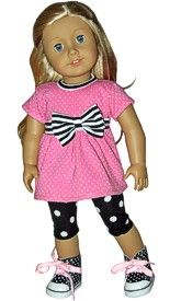 Doll clothes for american girl dolls.