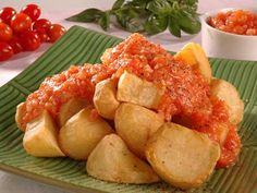 Patatas Bravas - Spanish Gastronomy