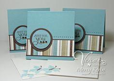 3x3 Card Set by Mercy Kerin