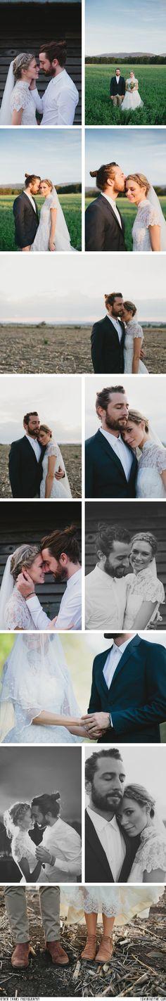Ryder Evans Photography of Naomi and Caleb's wedding   //   FOXINTHEPINE.COM