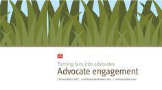 Advocate and Influencer Program Strategy presentation #customer