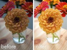 Simple Photoshop tricks to salvage poorly lit photos