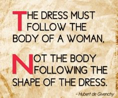 Fashion QUOTED