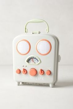 Sunny Life Beach Radio - SO cute, want this!!