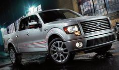 2011 Ford Harley-Davidson F-150 gets 6.2L V8 from F-150 SVT Raptor