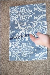 30 minute- No zipper pillow shams- Super easy and FAST!