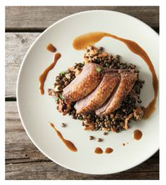 """""""Duck, Duck Goose: The Ultimate Guide to Cooking Waterfowl, Both Farmed and Wild."""""""
