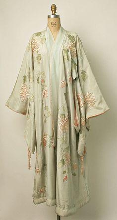 Vintage Silk Kimono. 1910