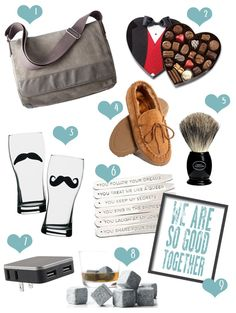#ValentinesDay Gift Guide for Him