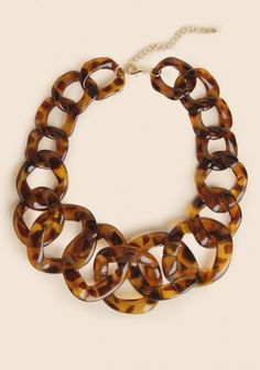 New To Town Necklace
