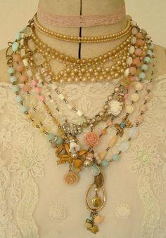 Andrea Singarella vintage jewelry #vintage #jewelry