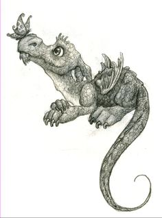 I want this dragon done or of puzzle pieces for autism awareness