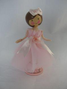 Idea for a clothes peg doll :-)
