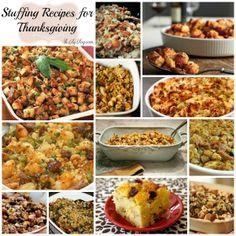 Thanksgiving Vegetable Recipes