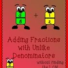 This products is a complete lesson plan that teaches students how to add fractions by generating equivalent fractions using the skip counting patte...