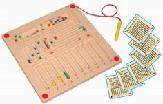 Child Friend - Counting Learning Board Shop Online - iQToys.com.au