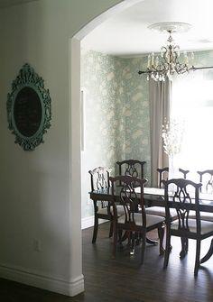 Paint ikea frame like one shown on left