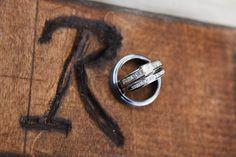 Matt and Katies wedding pics HeatherKesslerPhotography036 rings carved pen holder