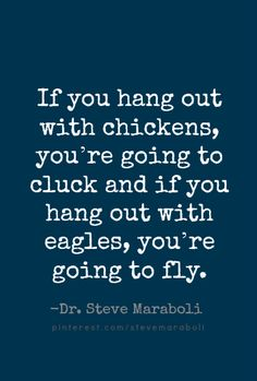 cluck vs fly #quote